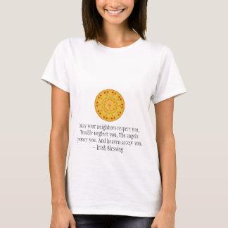 Beautiful Irish Blessing - IRELAND T-Shirt