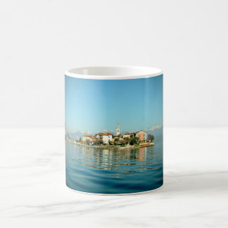 Beautiful island coffee mug
