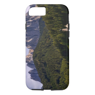 Beautiful isolated lonely church called Rainui 2 iPhone 8/7 Case