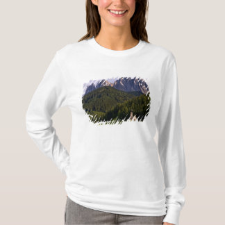 Beautiful isolated lonely church called Rainui 2 T-Shirt