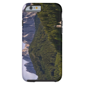 Beautiful isolated lonely church called Rainui 2 Tough iPhone 6 Case