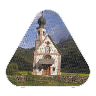 Beautiful isolated lonely church called Rainui Bluetooth Speaker