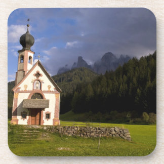 Beautiful isolated lonely church called Rainui Drink Coaster