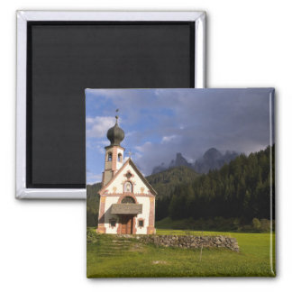 Beautiful isolated lonely church called Rainui Magnet
