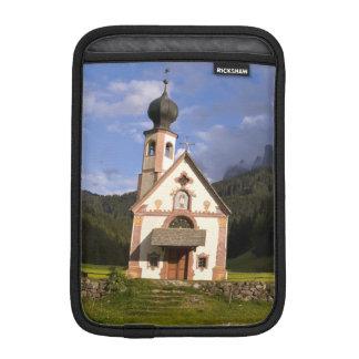 Beautiful isolated lonely church called Rainui Sleeve For iPad Mini