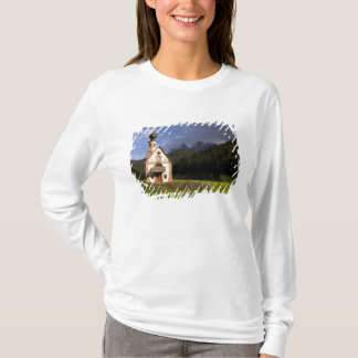 Beautiful isolated lonely church called Rainui T-Shirt