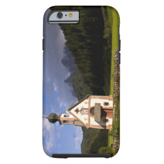 Beautiful isolated lonely church called Rainui Tough iPhone 6 Case