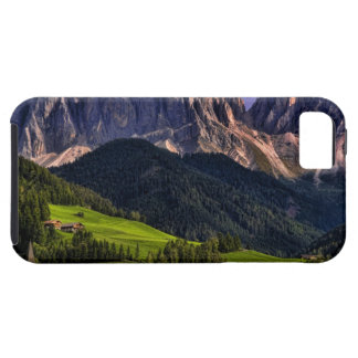 Beautiful isolated lonely church St Maddalena iPhone SE/5/5s Case