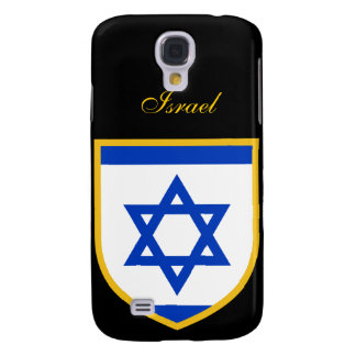 Beautiful Israel Flag Galaxy S4 Case