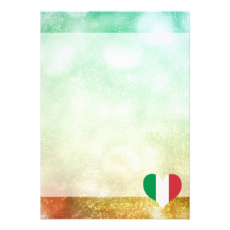 Beautiful Italian Card