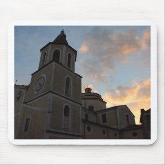Beautiful Italian Church Mouse Pad