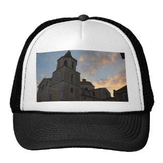 Beautiful Italian Church Trucker Hat