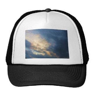 Beautiful Italian Sunset Sky with clouds Trucker Hat