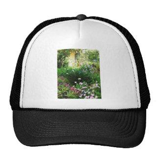 Beautiful Italian Wild Flowers Trucker Hat