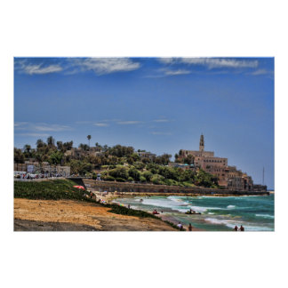 Beautiful Jaffa Poster