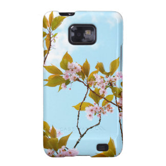 Beautiful Japanese cherry blossom Samsung Galaxy SII Case