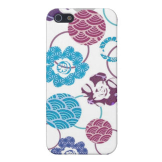 beautiful japanese cherry blossoms spring design iPhone SE/5/5s cover