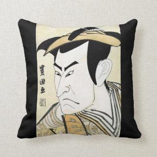 Beautiful Japanese Design Throw Pillow
