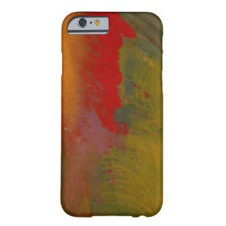 Beautiful Jasper Stone Print Barely There iPhone 6 Case