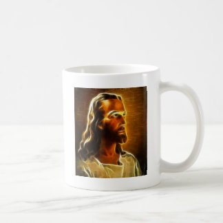 Beautiful Jesus Portrait 2 Mugs