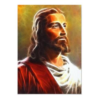 Beautiful Jesus Portrait Card