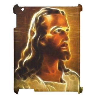 Beautiful Jesus Portrait iPad Case