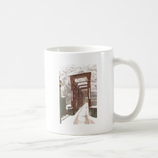 Beautiful Kashmir Valley - Himalaya India Classic White Coffee Mug