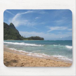Beautiful Kauai beaches Mousepad