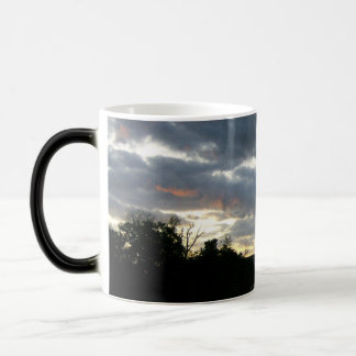 Beautiful Kentucky Sunrise Morphing Mug