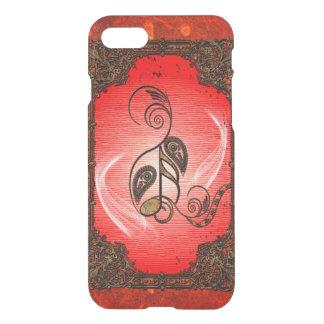 Beautiful key notes iPhone 8/7 case