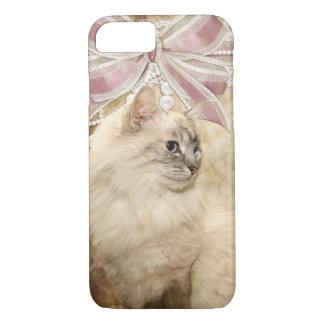 Beautiful kitty cat iPhone 7 case