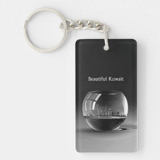 Beautiful Kuwait keychain