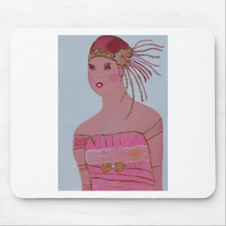 Beautiful Lady 3.JPG Mouse Pad