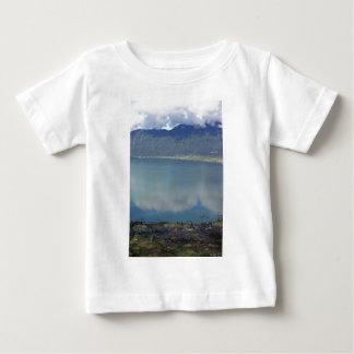 Beautiful Lake Maninjau caldera lake West Sumatra Baby T-Shirt