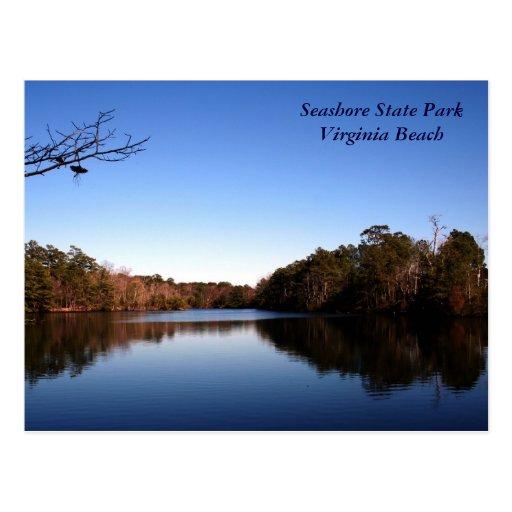 Beautiful Lake Postcards