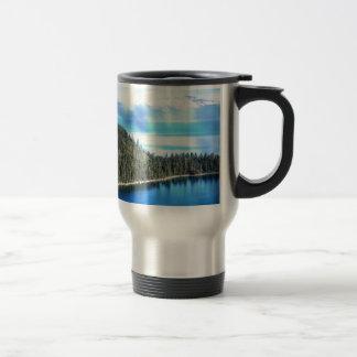 BEAUTIFUL LAKE TAHOE COFFEE MUGS
