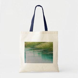 Beautiful Landscape and sun set Tote Bag