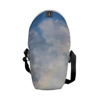 Beautiful landscape courier bags