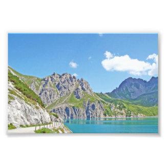 Beautiful Landscape in Austria - Photo Print