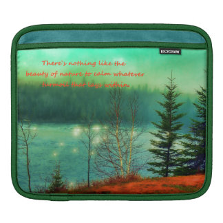 Beautiful Landscape Ipad case Sleeves For iPads