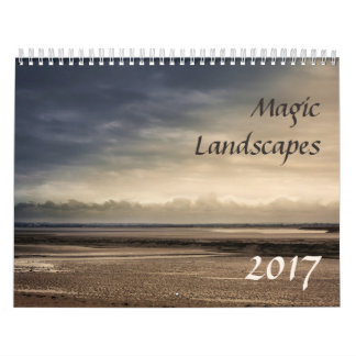 Beautiful Landscapes calendar