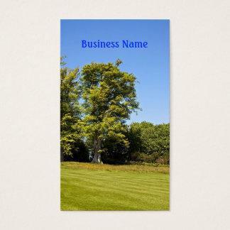 Beautiful Lawn Business Card
