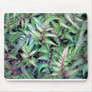BEAUTIFUL LEAVES by SHARON SHARPE Mouse Pad