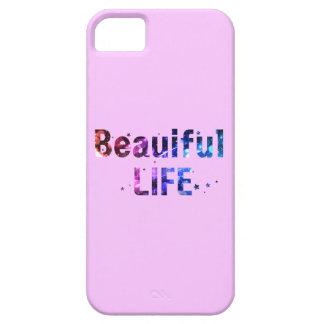 Beautiful life  iPhone 5/5S Case