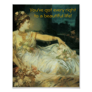 Beautiful Life Posters