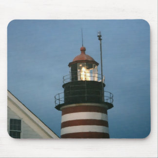 Beautiful Lighthouse Mouse Pad