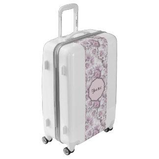 Beautiful Lilac Flowers Luggage