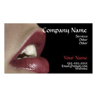 Beautiful Lips Business Card