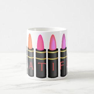 Beautiful Lipstick Classic White Coffee Mug