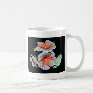 Beautiful little pink Begonia.jpg Coffee Mug